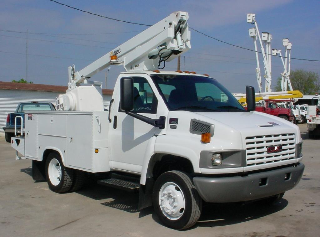 Bucket Truck Stock No. 2532