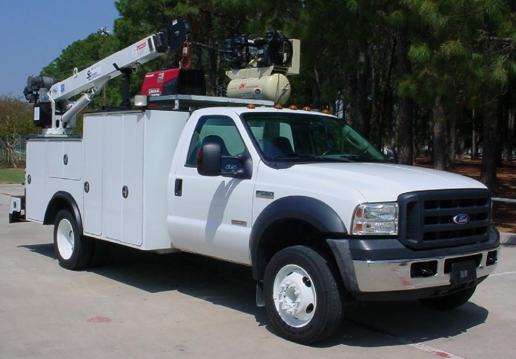 Bucket Truck Stock No. 0260